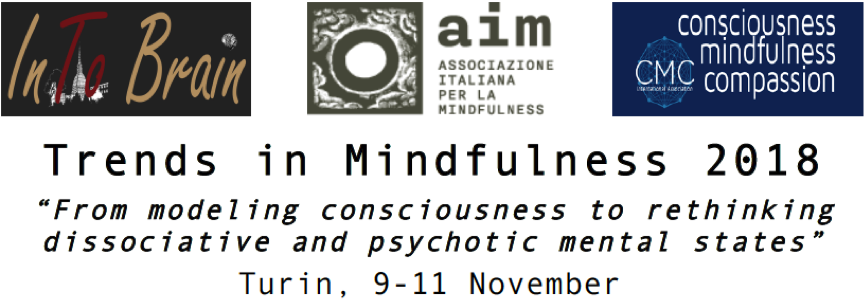 TiM 2018: from modeling consciousness to rethinking psychotic and dissociative mental states